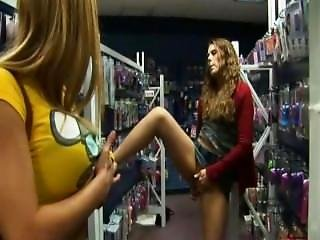 Fantasy In The Aisle Sex Ed In The Sex Toy Store