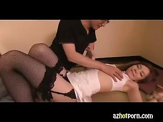 Azhotporn - Steady Stream Of Semen Inside A Pussy