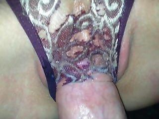 Amateur, Babe, Pene, Sexando, Bragas, Mojada
