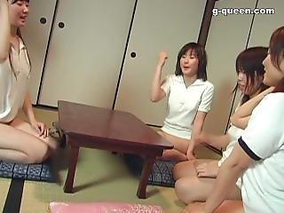 휘 스팅, 일본의, 핥기, 고양이, 보지 핥아