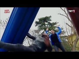 Turkish Girl Punishes Goons