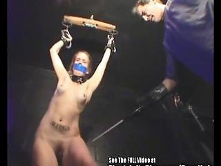 Dungeon Bdsm Bitch Begs For Dick Relief