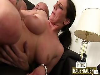 Brunette Mature Gets Fucked