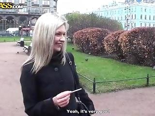 Russian Teen Anal Public Treesome For Money Hard