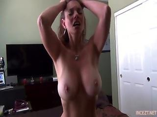 Mom Comes Home Excited