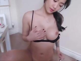 Sexy Asian Tutor Secretly Want Your Big Cock