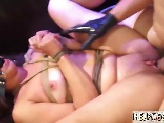 Jennas Pussy Licking Threesome Bondage Hot Brutal Anal