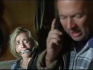 Blonde Kidnapped Tv Damsel