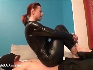 arsch, aufs gesicht setzen, fetisch