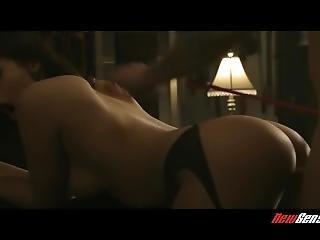 kociak, bondage, brunetka, hardcore, gwiazda porno, uległa