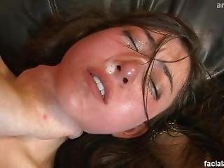 Amelia Wang (mayli) Gets Brutally Throat Fucked