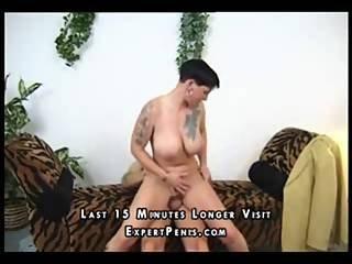 German Alternative Girl Gets Fucked . . .