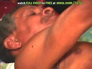 Busty Indian Teen Sucks Old Man S Big Cock And Gets Her Shaved Pussy Fucked