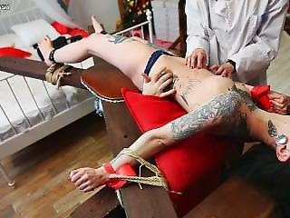 Super Ticklish Russian Therapy Sensitive Girl - Sweet Armpits And Feet