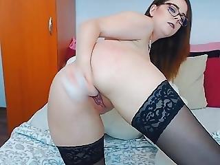 Bambola, Bionda, Dildo, Masturbazione, Bella, Fica, Sesso, Giocattoli, Webcam