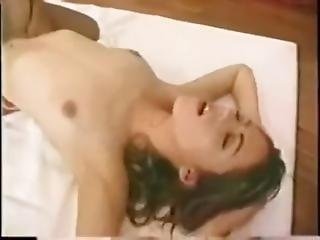 Who Is She? What Is The Title Of This Movie? Hottest Amwf Creampie Scene!
