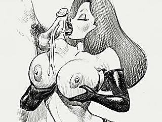 dessin sexe sexe felin