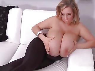 Natural Saggy Mega-boobs