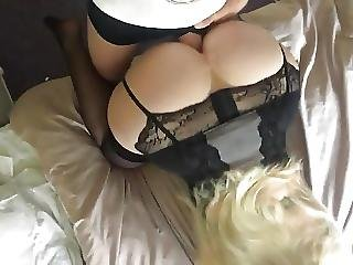 Monster Cock Riding For The Wife
