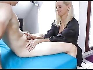German Milf Tina Age 43 With 18 Yr Old Boy