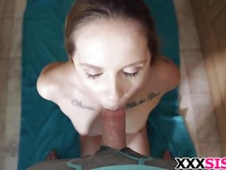 Sexy Petite Stepsis Hollie Mack Gets Nailed