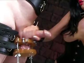 Handjobs Femdom And Ruined Orgasms