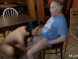 Daddy4k can you trust your girlfriend leaving her alone - 2 part 3