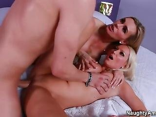 Naughty America - 3some With Diana Doll And Tanya Tate
