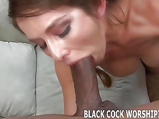 Big Black Cocks Like This Make Me So Wet