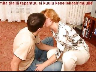 Slideshow With Finnish Captions: Mom Albina 1