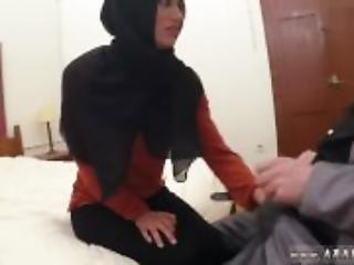 arabe, couple, première fois, nique