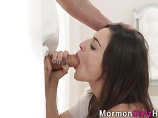 Missionary Teen Mouthful