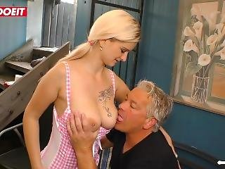 Letsdoeit - Teen Babe Seduced And Fucked Hard By Her Uncle