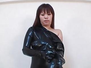Japanese Latex Catsuit 08