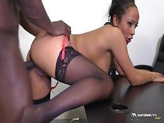 Romana Ryder Sucking Hard Cock And Get Fucked Doggystyle