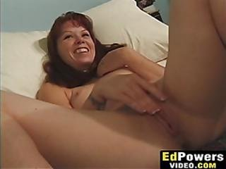 Lusty Teen Vivian Valentine Grabs That Cock And Blows It