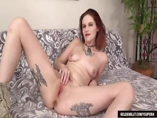 Mature Tart Isis Spreads Her Legs For A Long Dick