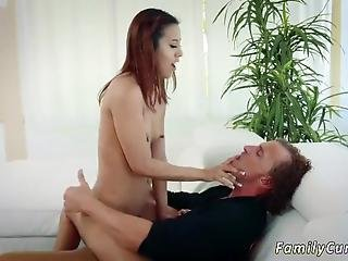 Teen Slut Double Fisting First Time Fathers Day Freakout