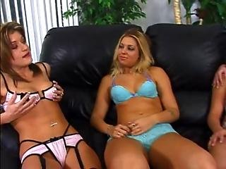 12 On One 2 Scene 2 Reverse Gangbang With Four Beauties