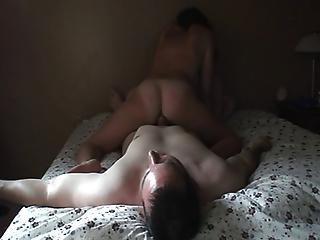 Real Amateur Couple Rec Nice Tanned Sporty Ass Voyeur