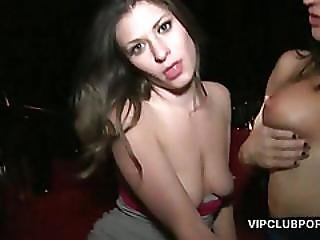 Pussy Flashing And Sixtynine In The Vip Room