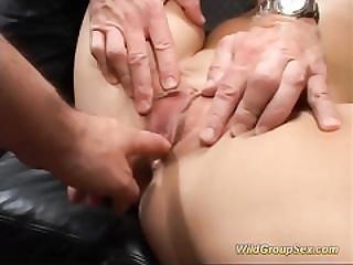 Bukkake Groupsex Orgy