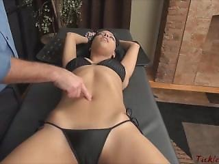Navel Licking & Tickling