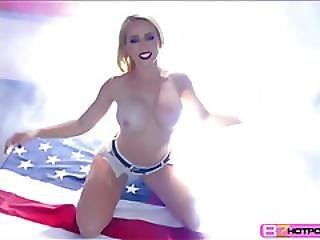 Bubble Butt Kagney Karter Gets Fucken In The Table In Missionary