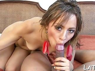 Sexy Latina Bitch Is Fucked Hard In Open Air By The Swimming Pool