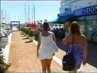 Amy And Mum In Spain Pt 2