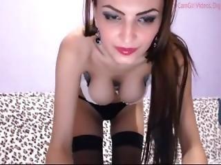 Naked Big Tit Cam Girl