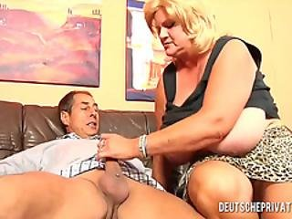 Mammoth Boobed Lady Wants Big Daddy