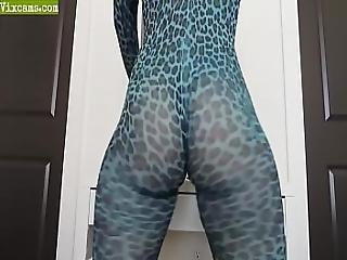 Ashley Alban - Katy Perry Twerking - Vixcams.com