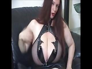 Goth Huge Boobs